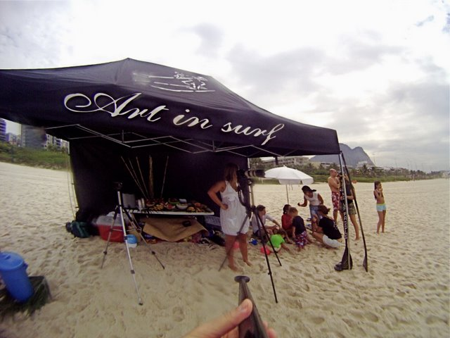 the latest cc801 f5197 Stand Up Zone Gallery - Art in Surf Beach Tent